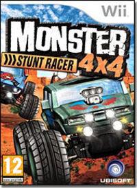 Hier klicken, um das Cover von Monster 4x4: Stunt Racer [Wii] zu vergrößern