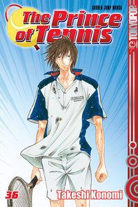 Hier klicken, um das Cover von The Prince Of Tennis 36 zu vergrößern