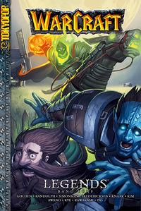 Hier klicken, um das Cover von WarCraft: Legends 5 zu vergrößern