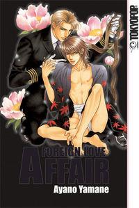 Hier klicken, um das Cover von A Foreign Love Affair zu vergrößern