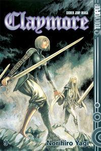 Hier klicken, um das Cover von Claymore 9 zu vergrößern