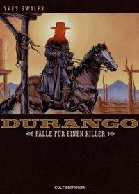 Hier klicken, um das Cover von Durango 3: Eine Falle fue~r einen Killer zu vergrößern
