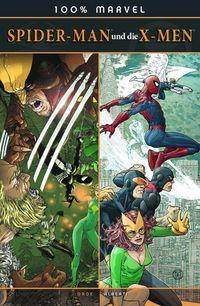 Hier klicken, um das Cover von 100% Marvel 45: Spider-Man & Die X-Men zu vergrößern