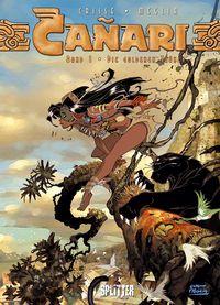 Hier klicken, um das Cover von Ca�ari 1: Die goldenen Trae~nen zu vergrößern