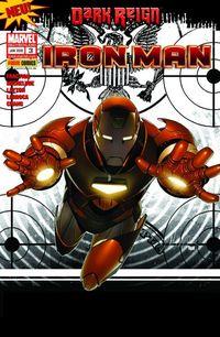 Hier klicken, um das Cover von Iron Man 3 (Neu Ab 2009) zu vergrößern