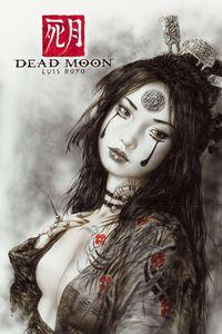 Hier klicken, um das Cover von Luis Royo: Dead Moon Portfolio zu vergrößern