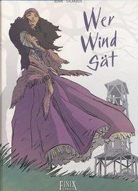 Hier klicken, um das Cover von Wer Wind sae~t zu vergrößern