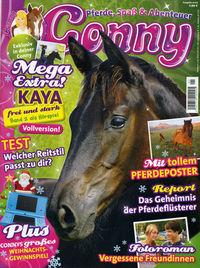 Hier klicken, um das Cover von Conny 1/2010 zu vergrößern