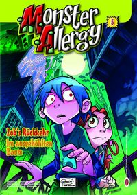 Hier klicken, um das Cover von Monster Allergy 5 zu vergrößern