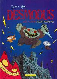 Hier klicken, um das Cover von Desmodus 2 zu vergrößern