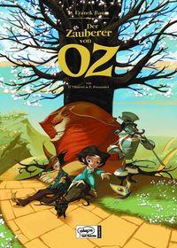 Hier klicken, um das Cover von Der Zauberer von Oz zu vergrößern