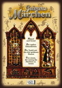 Hier klicken, um das Cover von Grimms Mae~rchen zu vergrößern