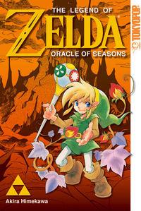 Hier klicken, um das Cover von The Legend of Zelda - Oracle of Seasons 1 zu vergrößern