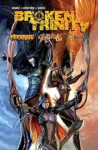 Hier klicken, um das Cover von Broken Trinity 1 zu vergrößern