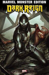 Hier klicken, um das Cover von Marvel Monster Edition 34: Dark Reign 1 zu vergrößern