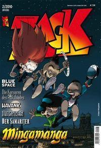 Hier klicken, um das Cover von ZACK 128 (Nr. 02/2010) zu vergrößern