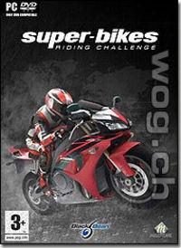 Hier klicken, um das Cover von Super-Bikes Riding Challenge (DVD-ROM) zu vergrößern