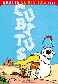 Hier klicken, um das Cover von Cubitus zu vergrößern