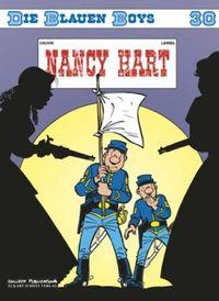 Hier klicken, um das Cover von Die blauen Boys 30: Nancy Heart zu vergrößern