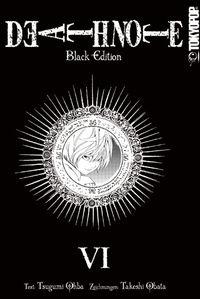 Hier klicken, um das Cover von Death Note Black Edition 6 zu vergrößern