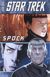 Hier klicken, um das Cover von Star Trek Comicband 3: Spock SC zu vergrößern