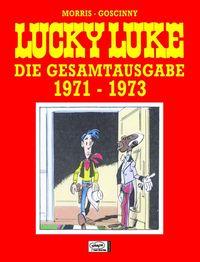 Hier klicken, um das Cover von Lucky Luke: Die Gesamtausgabe 1971-1973 zu vergrößern