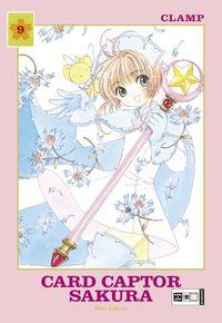 Hier klicken, um das Cover von Card Captor Sakura - New Edition 9 zu vergrößern