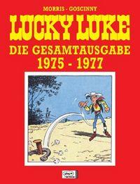Hier klicken, um das Cover von Lucky Luke: Die Gesamtausgabe 1975-1977 zu vergrößern