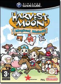 Hier klicken, um das Cover von Harvest Moon: Magical Melody zu vergrößern