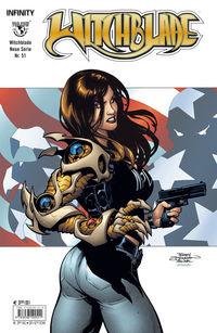 Hier klicken, um das Cover von Witchblade Neue Serie 51 zu vergrößern