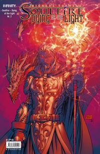 Hier klicken, um das Cover von Soulfire - Dying Of The Light 2 zu vergrößern