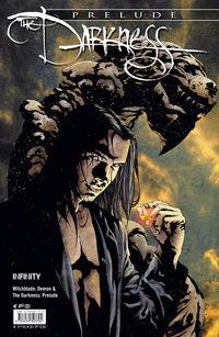 Hier klicken, um das Cover von The Darkness / Witchblade zu vergrößern