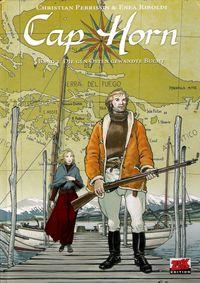 Hier klicken, um das Cover von Cap Horn 1: Die gen Osten gewandte Bucht  zu vergrößern