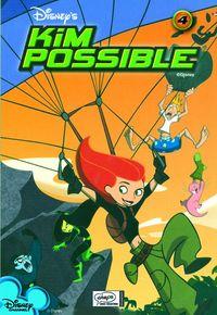 Hier klicken, um das Cover von Kim Possible 4 zu vergrößern