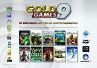 Hier klicken, um das Cover von Gold Games 9 zu vergrößern