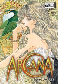 Hier klicken, um das Cover von Arcana 5 zu vergrößern