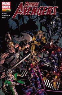 Hier klicken, um das Cover von Dark Avengers 3 zu vergrößern