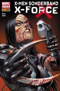 Hier klicken, um das Cover von X-Men Sonderband: X-Force 5 zu vergrößern