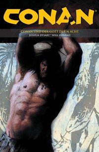 Hier klicken, um das Cover von Conan 13: Conan und der Gott der Nacht zu vergrößern