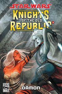 Hier klicken, um das Cover von Star Wars Sonderband 57: Knights of the old Republic 8 - Dae~mon zu vergrößern