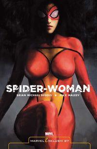 Hier klicken, um das Cover von Marvel Exklusiv 87: Spider-Woman SC zu vergrößern