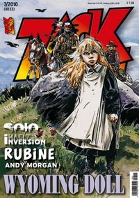 Hier klicken, um das Cover von ZACK 133 (Nr. 07/2010) zu vergrößern