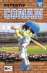 Hier klicken, um das Cover von Detektiv Conan 43 zu vergrößern