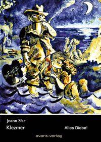 Hier klicken, um das Cover von Klezmer 3: Alles Diebe! zu vergrößern