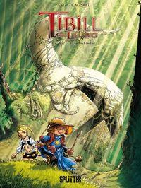 Hier klicken, um das Cover von Tibill der Lilling 1: Aufbruch ins Exil zu vergrößern