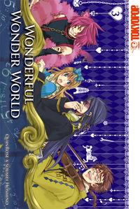 Hier klicken, um das Cover von Wonderful Wonder World 3  zu vergrößern