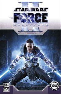 Hier klicken, um das Cover von Star Wars Sonderband 58: The Force Unleashed II Comic zum Game zu vergrößern