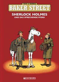 Hier klicken, um das Cover von Baker Street 5: Sherlock Holmes und das sprechende Pferd zu vergrößern
