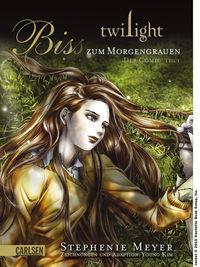 Hier klicken, um das Cover von Twilight: Biss zum Morgengrauen - Der Comic 1 zu vergrößern