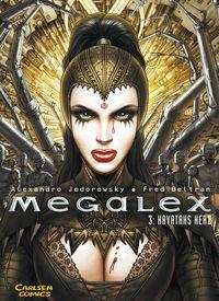 Hier klicken, um das Cover von Megalex 3: Kavatahs Herz  zu vergrößern